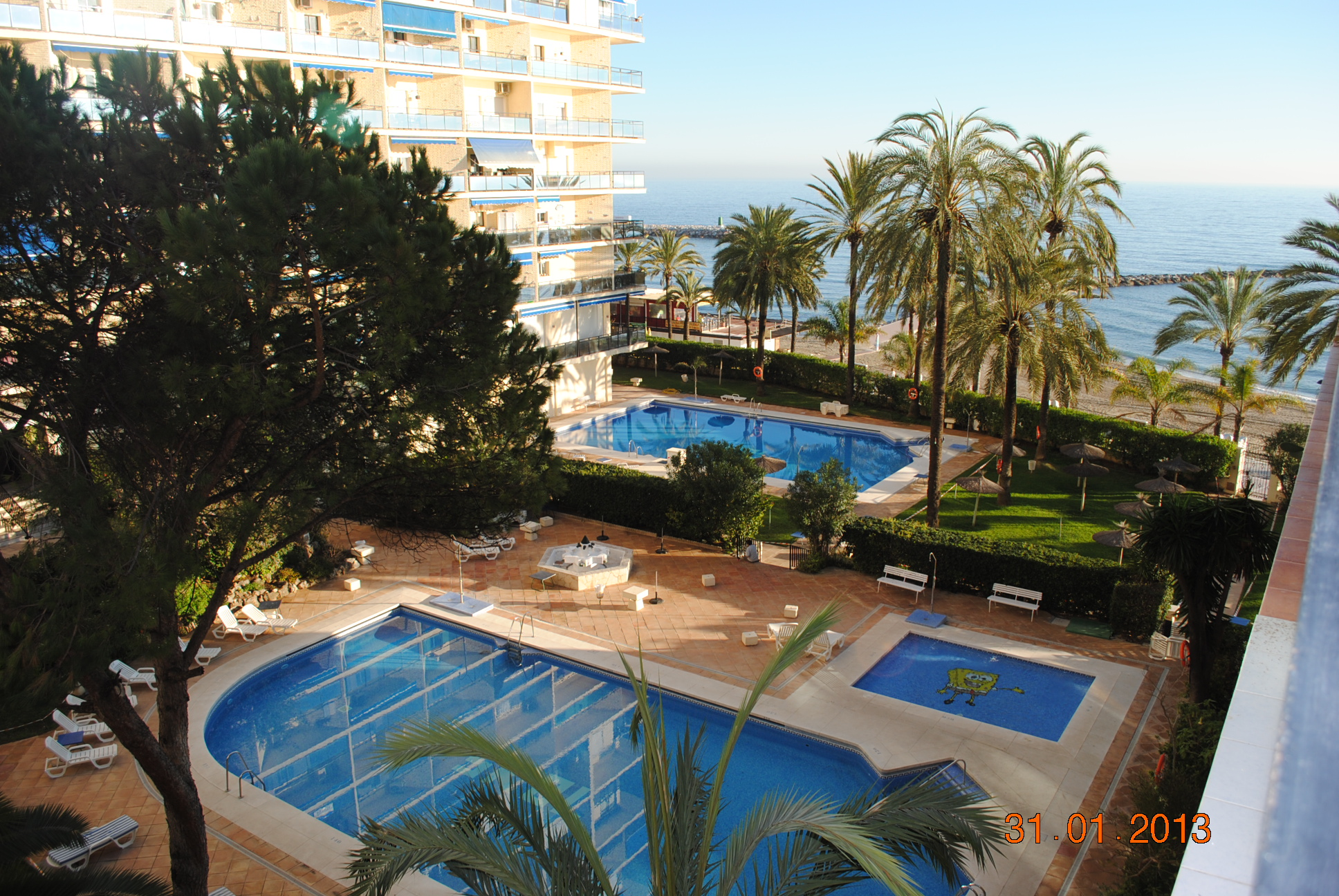 Skol apartments, Marbella – apt 424C 1 bed