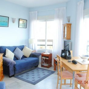 Skol Apartments Marbella beachfront corner studio 117A