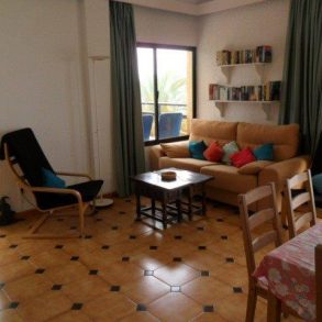 SKOL 332C – beachfront corner 1 bedroom apartment